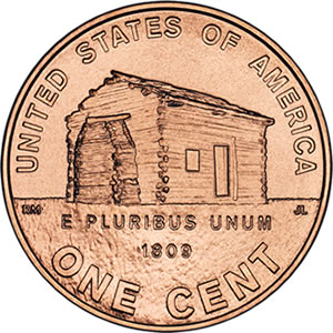 2009 Lincoln Cent Design 1 Kentucky Birth And Childhood