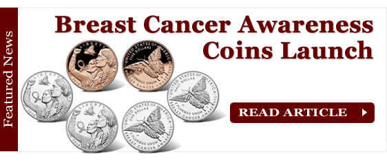 Breast Cancer Awareness Commemorative Coins Release