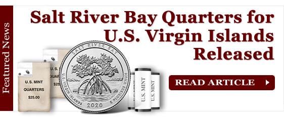 Salt River Bay Quarters for U.S. Virgin Islands Released